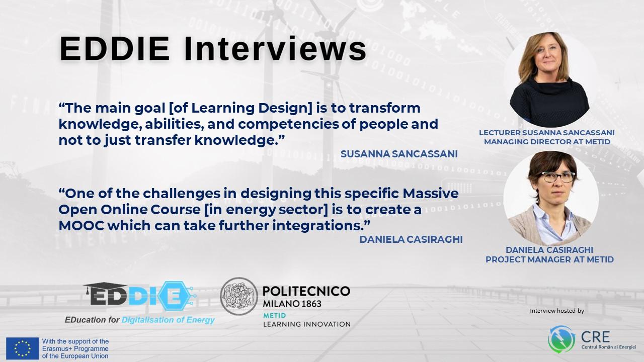 Interview #3 - POLIMI-METID